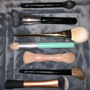 Face Brush Bundle- 7 brushes